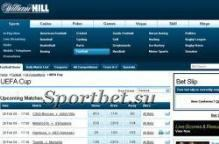 Сайт БК William Hill